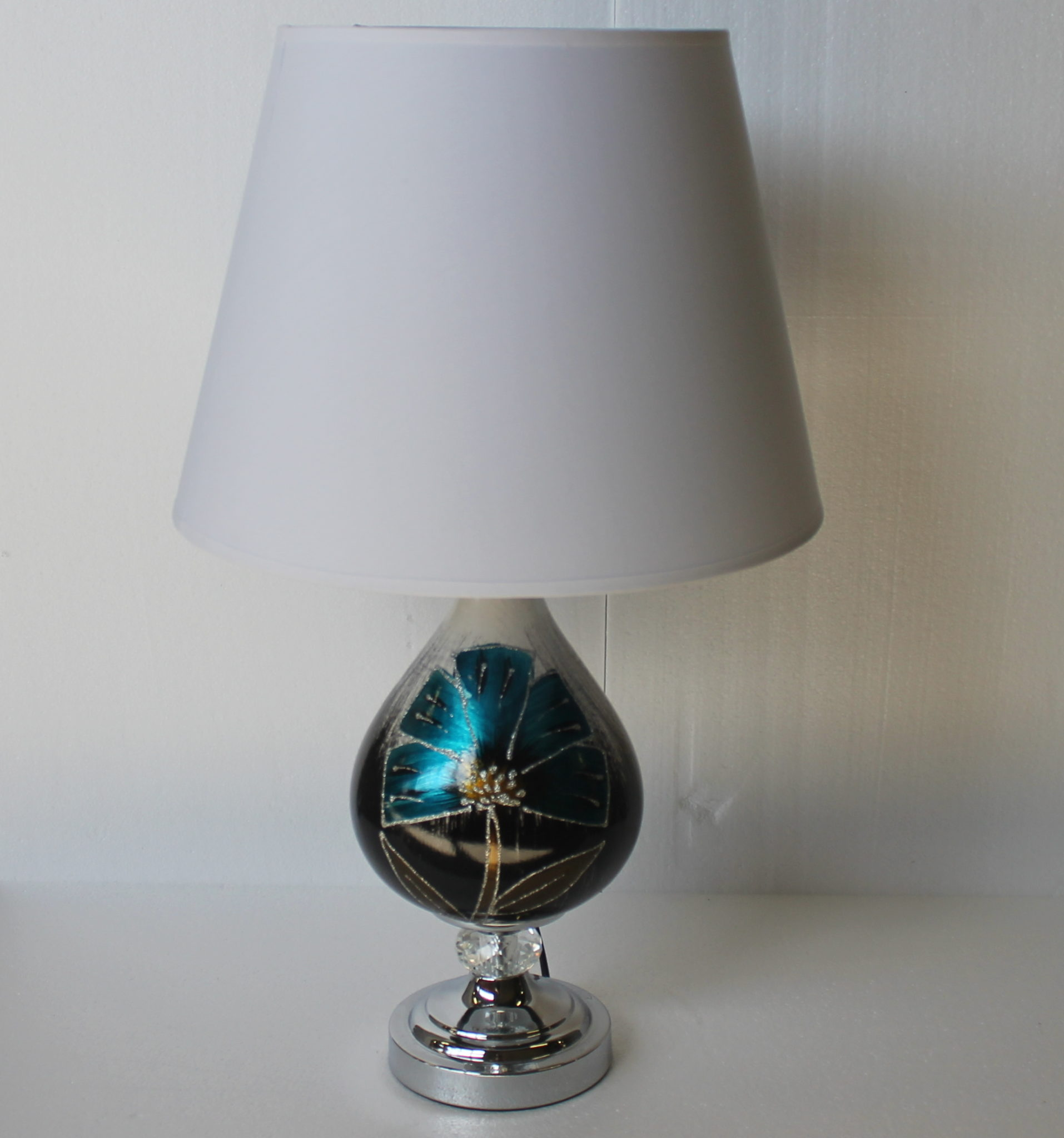 Galway Crystal Wall Lights : Ashford Collection 020 Table Lamp - Ashford Collection