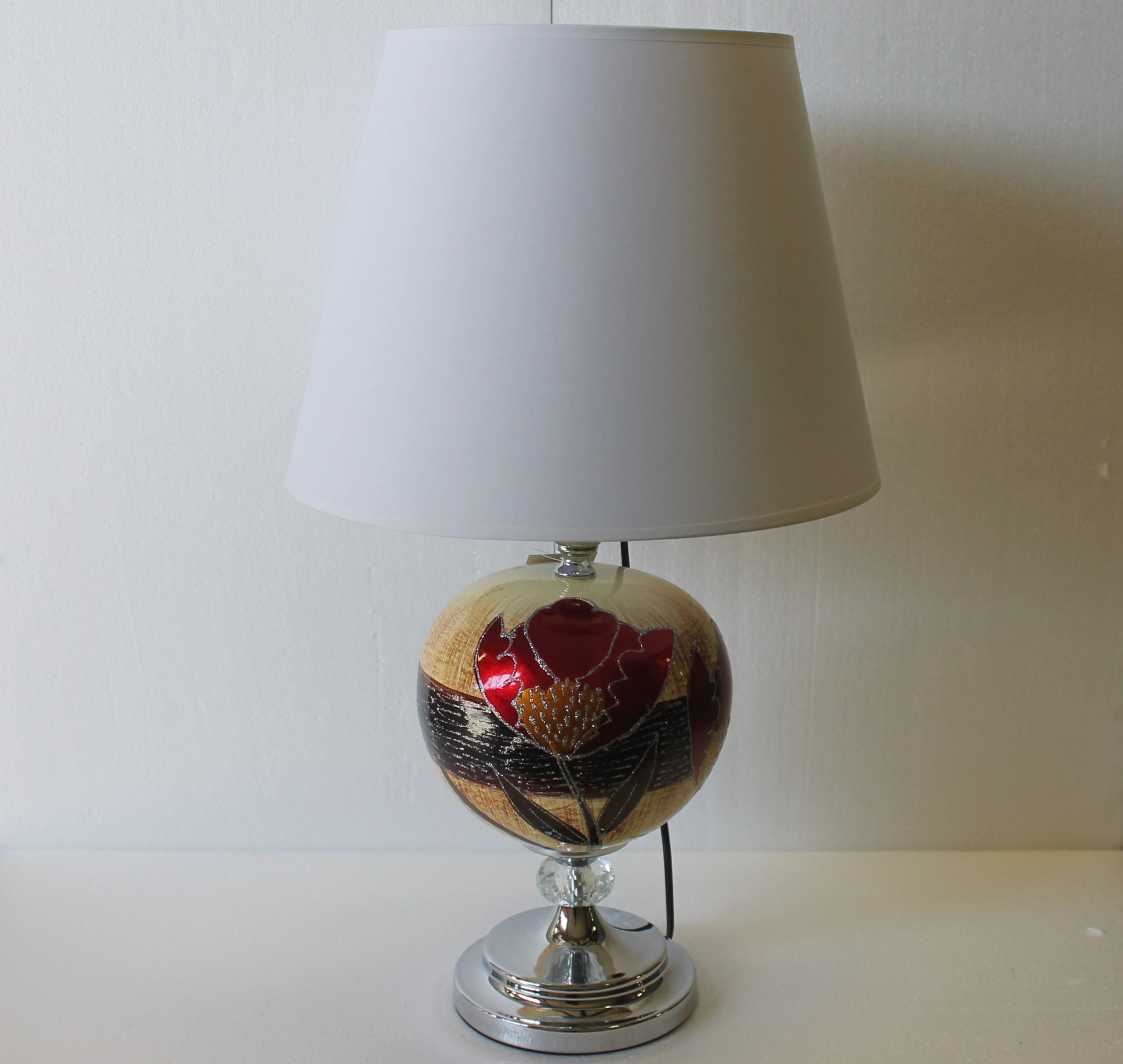 Galway Crystal Wall Lights : Ashford Collection 022 Table Lamp - Ashford Collection