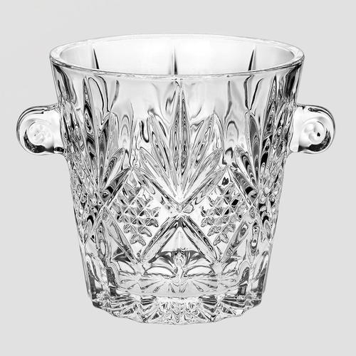 Killarney Crystal Ice Bucket Trinity Ice Bucket Ashford