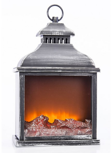 The Grange Collection Fireplace Lantern Ashford Collection